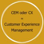 Blog: Ablauf eines Customer Experience Programms mit dem Net-Promoter Score NPS Teil 1 Kreis