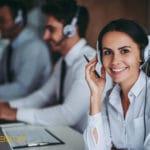 Blog: Titelbild der Ultimative Call Center Agent Kundenservice der Zukunft Menschen
