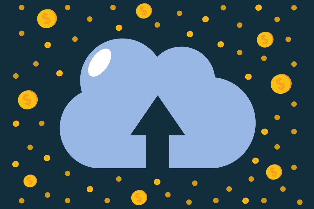 Blog: Titelbild Online Seminar ACD als Cloud Loesung Wolke