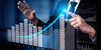 Net Promoter Score – Feedback Point - Beitragsbild - Leistung verbessern - Diagramm