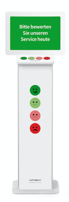 HappyOrNot Smiley Terminal Basic