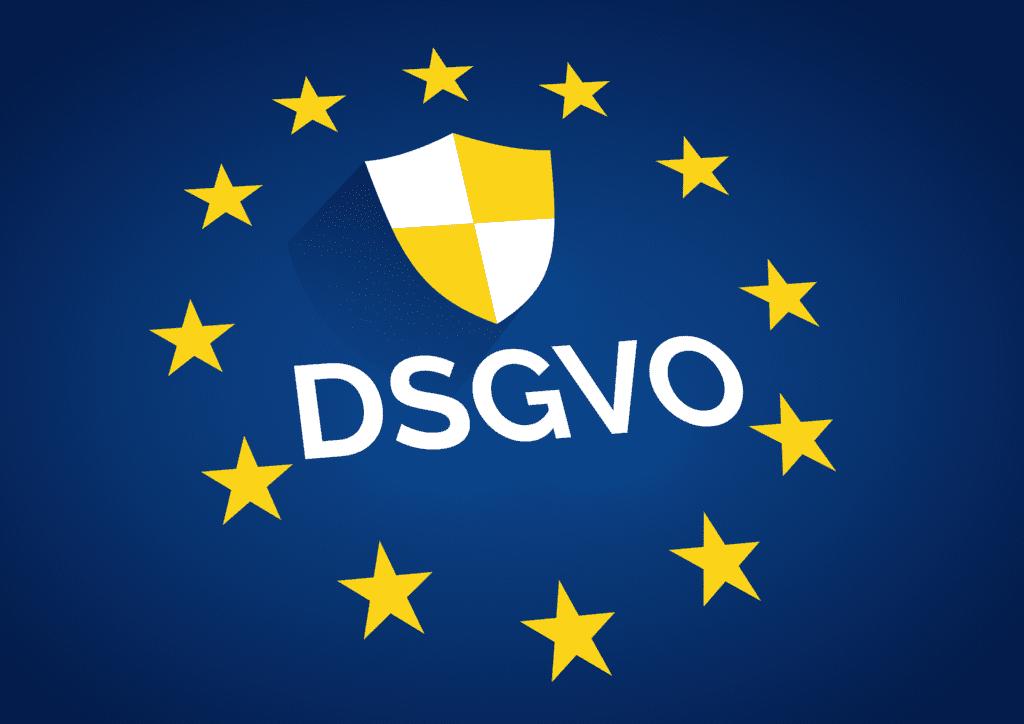 Blog: Anleitung so ermitteln Sie die Kundenunzufriedenheit mit dem NPS und bringen ihr Business voran DSGVO Schild