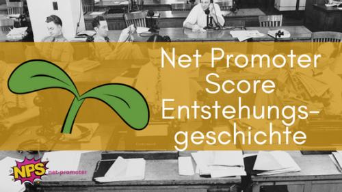 Blog: Titelbild Net Promoter Score Entstehungsgeschichte Klasse