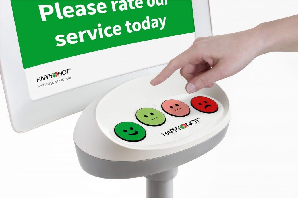 Blog wie ein Feedback Terminal ein Customer Experience Programm ergaenzen kann Button