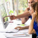Call-Center Optimierung Online Check - Beitragsbild - Callcenter Team