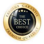 Callcenter Optimierung - Beitragsbild Qualitätsiegel - Erfolgs Garantie