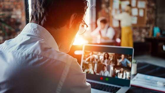 Customer Experience Beratung - Beitragsbild Beispiel für ein CX-Konzeptworkshop - Videokonferenz