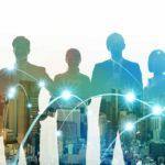 Customer Experience CX Software - Titelbild - loyalere Kunden, mehr Umsatz - Menschen vernetzt