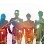Customer Experience - Beitragsbild Banner Customer Experience Software - Menschen und Netzwerke