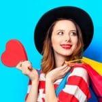 Customer Experience - Beitragsbild Banner Customer Journey Mapping - Frau mit Einkaufstasche