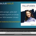 Fallstudien Callcenter Optimierung - Titelbild - Download E-Book