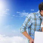 Net Promoter Score (NPS) – Konzept - Beitragsbild Branchenlösungen - Frau & Mann beim Einkaufen / Shoppen