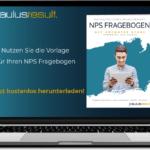 NPS Musterfragebogen - Titelbild - Download E-Book