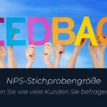 NPS-Stichprobengröße - Beitragsbild Facebook