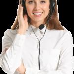 Workbook Kundenzentrierung - Beitragsbild Stellen Sie die richtigen Fragen - Beraterin